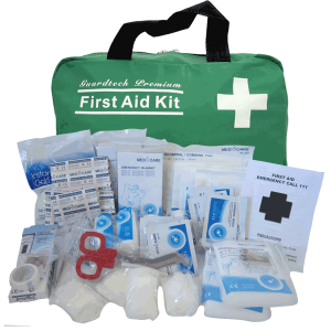 First Aid Kit Fundraiser